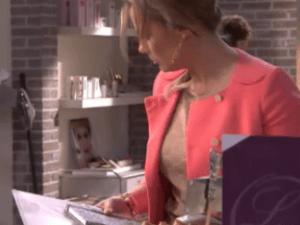 lorena gtst met notitieboekje