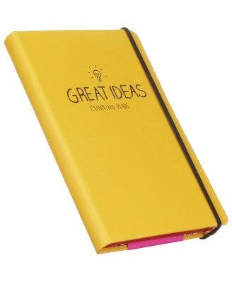 Happy Jackson Great Ideas notitieboek A5
