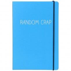 Happy Jackson Great Random Crap notitieboek A5