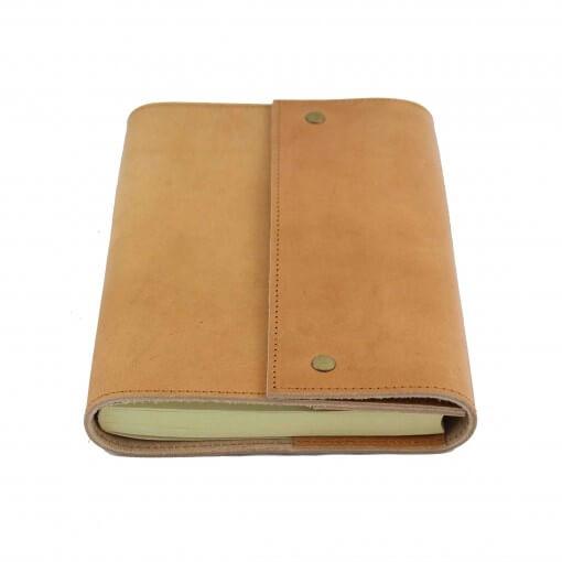 Nkuku leren notitieboek A5 Savannah