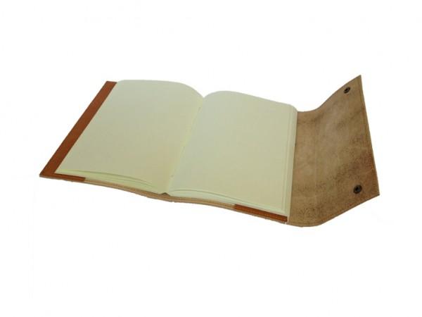 Nkuku leren notitieboek Savannah A5