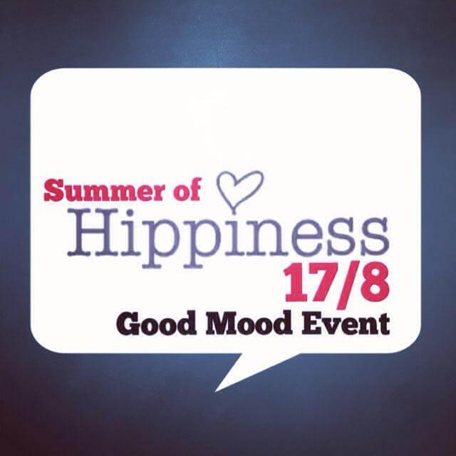 17 augustus - Summer of Hippiness - Loon op Zand