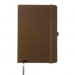 Lanybook notitieboek Matra One bruin