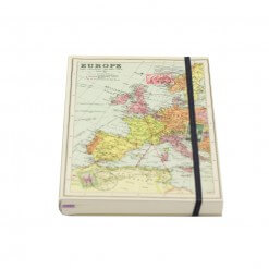 Europa notitieboek A6