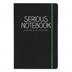 happy jackson serious notebook