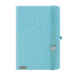 Lanybook notitieboek Idea Factory licht blauw
