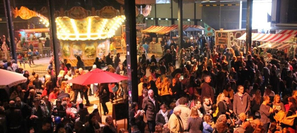 15 februari 2015 Feelgood market in Eindhoven