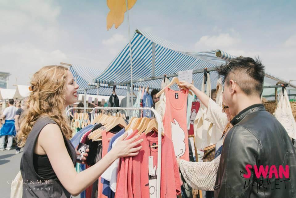 Swan Market Rotterdam 7 juni 2015