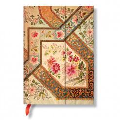 Paperblanks notitieboek Lyon Florals ivory midi