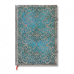 Paperblanks notitieboek Maya Blue Grande