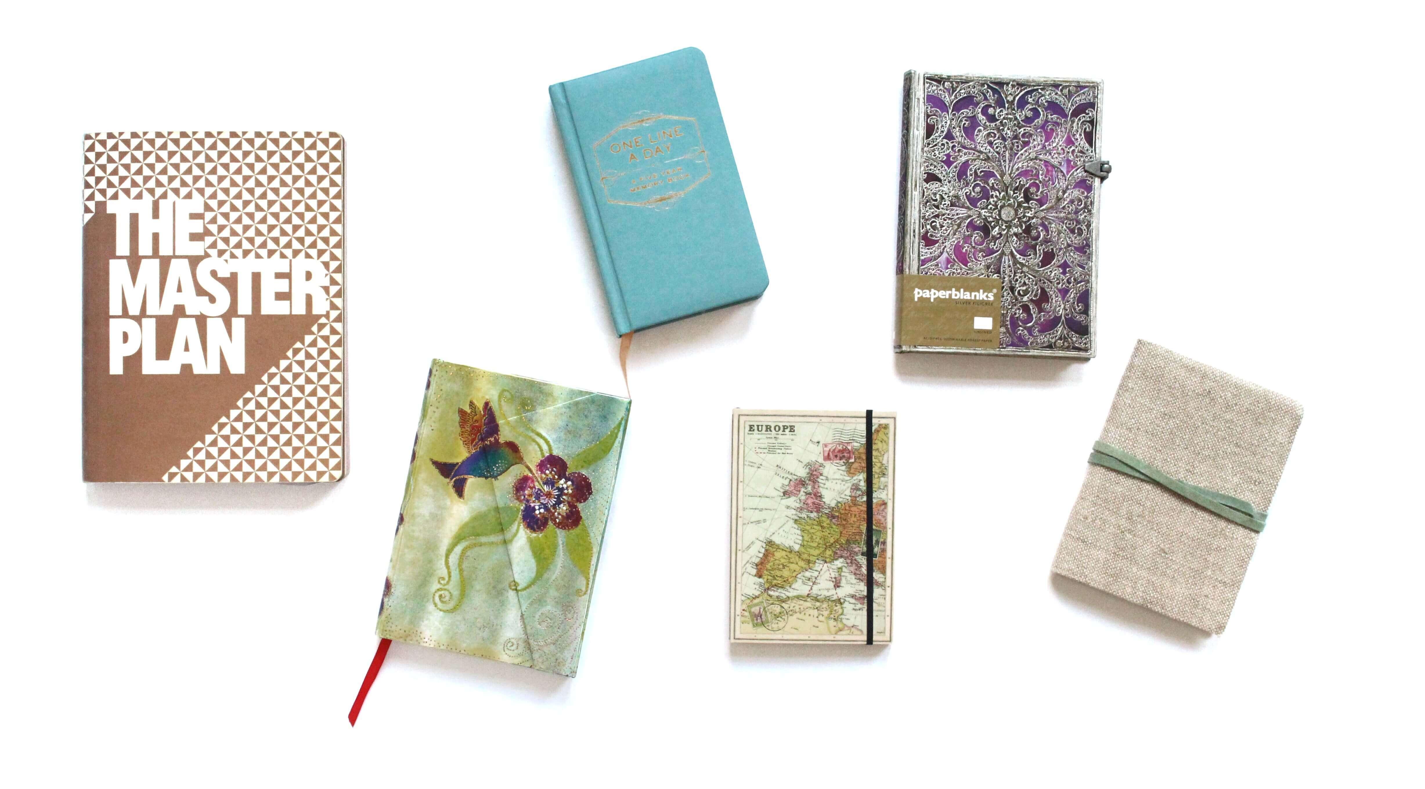 70 dingen die je kunt doen met je notitieboekje
