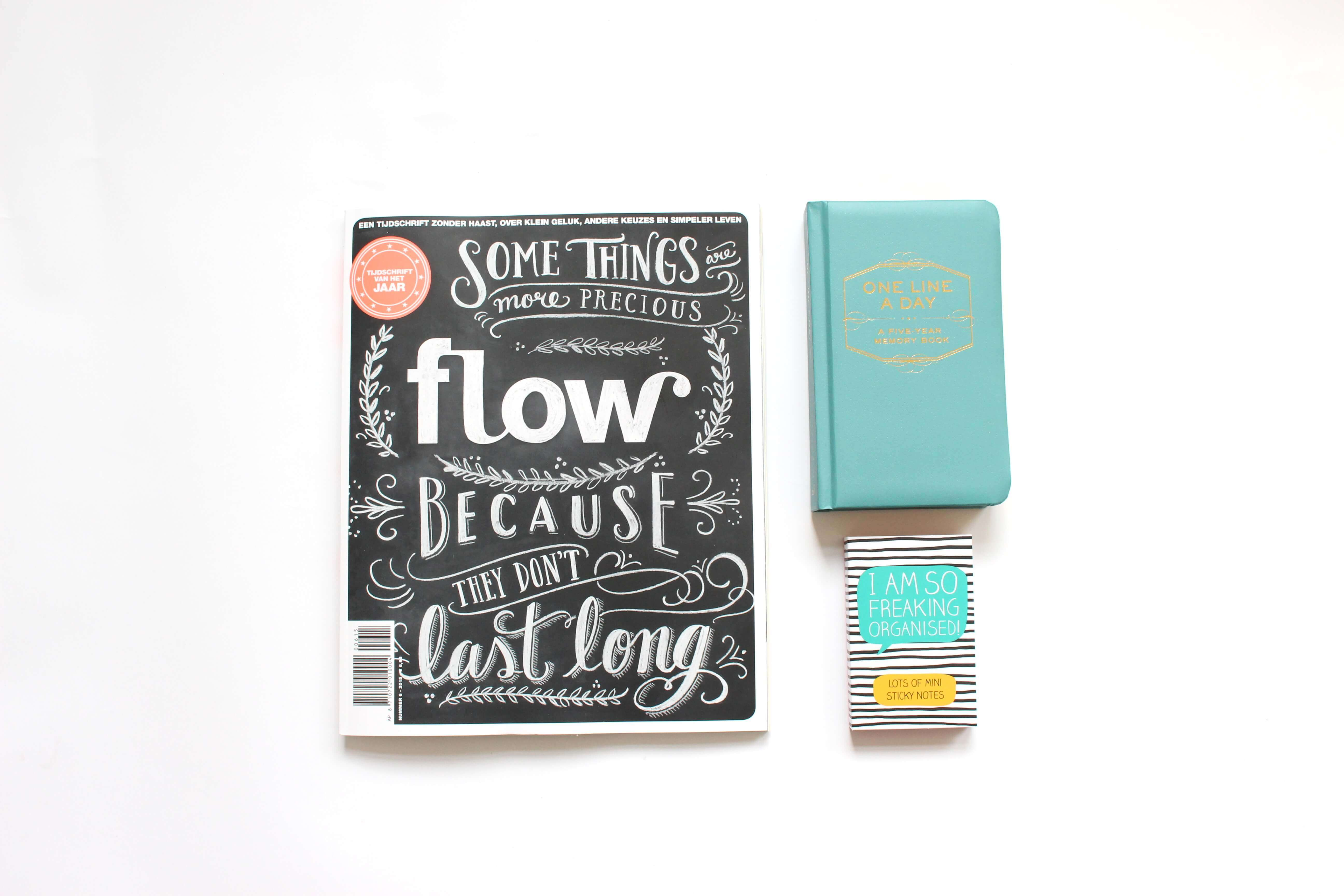 My Lovely Notebook in Flow Magazine