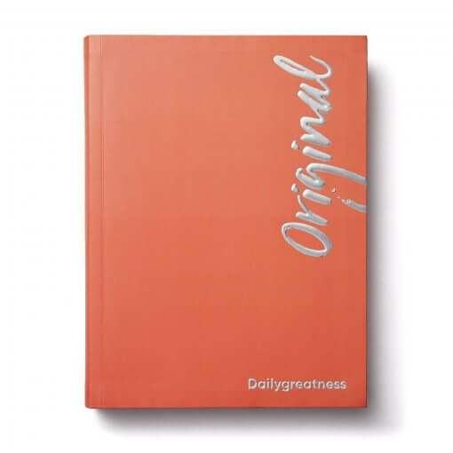 Daily Greatness Original Journal