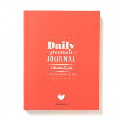 Daily Greatness Planner