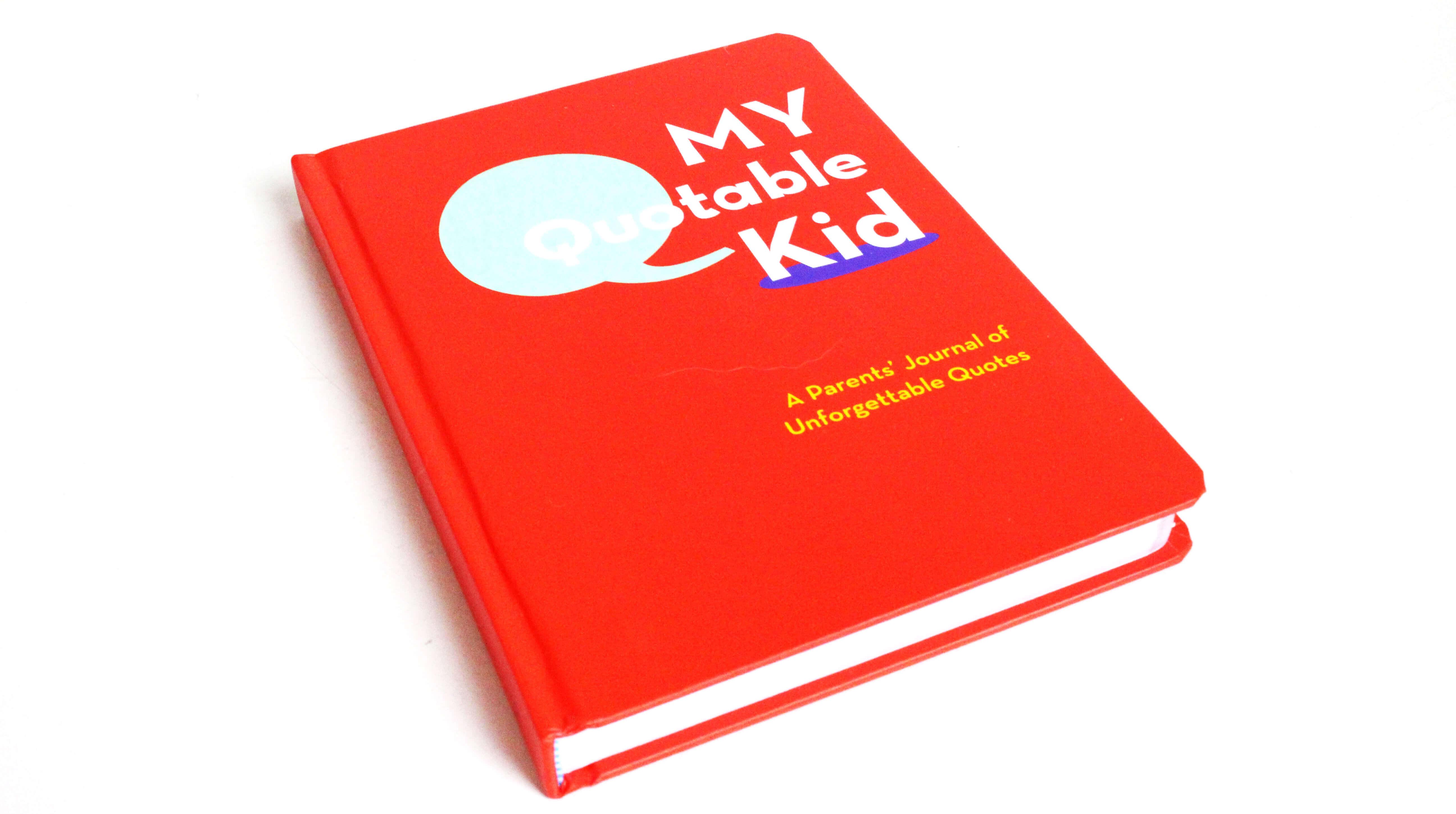 Een dagboek voor je kind