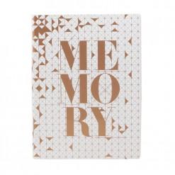 Nuuna notitieboek memory koper