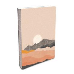 Studio Oh Notebook Sun On The Horizon