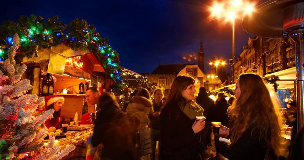 Kerstmarkt Haarlem 12 en 13 december 2015