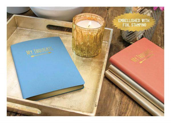 My Thoughts notitieboek set