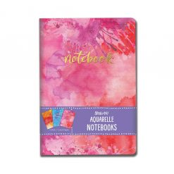 Studio oh notitieboekjes trio aquarelle