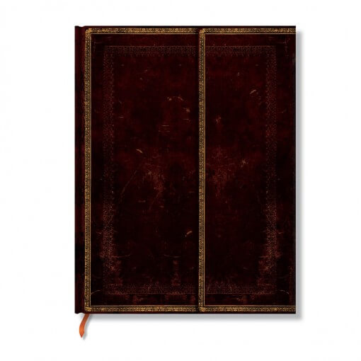 Paperblanks-Old-Leather-Black-Moroccan-Ultra