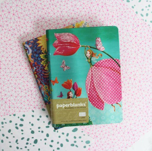 Paperblanks notitieboek Joyous Springtime - Mila Marquis