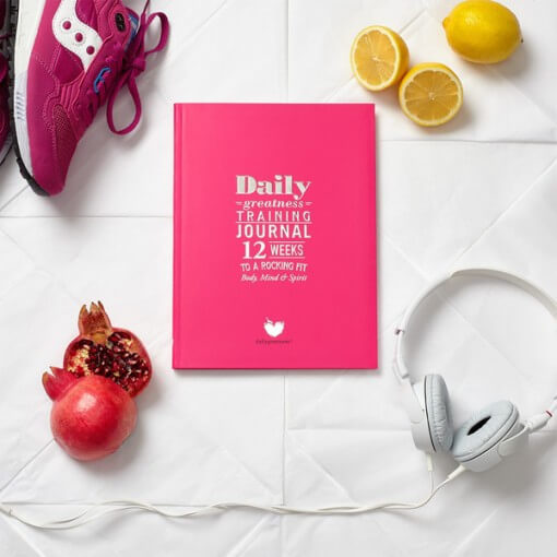 DailyGreatness Training Journal