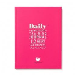 DailyGreatness Training Journal