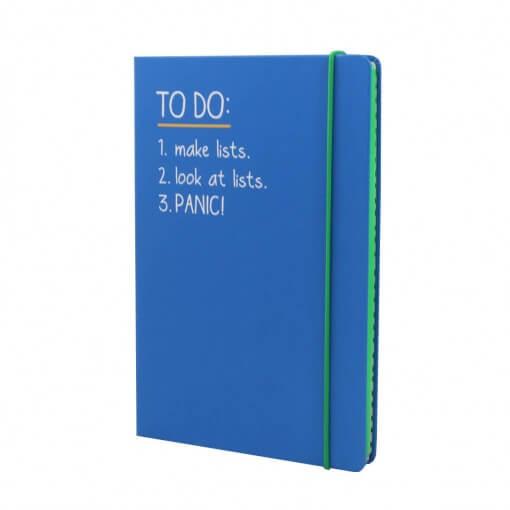 Happy Jackson TO DO notitieboek A5