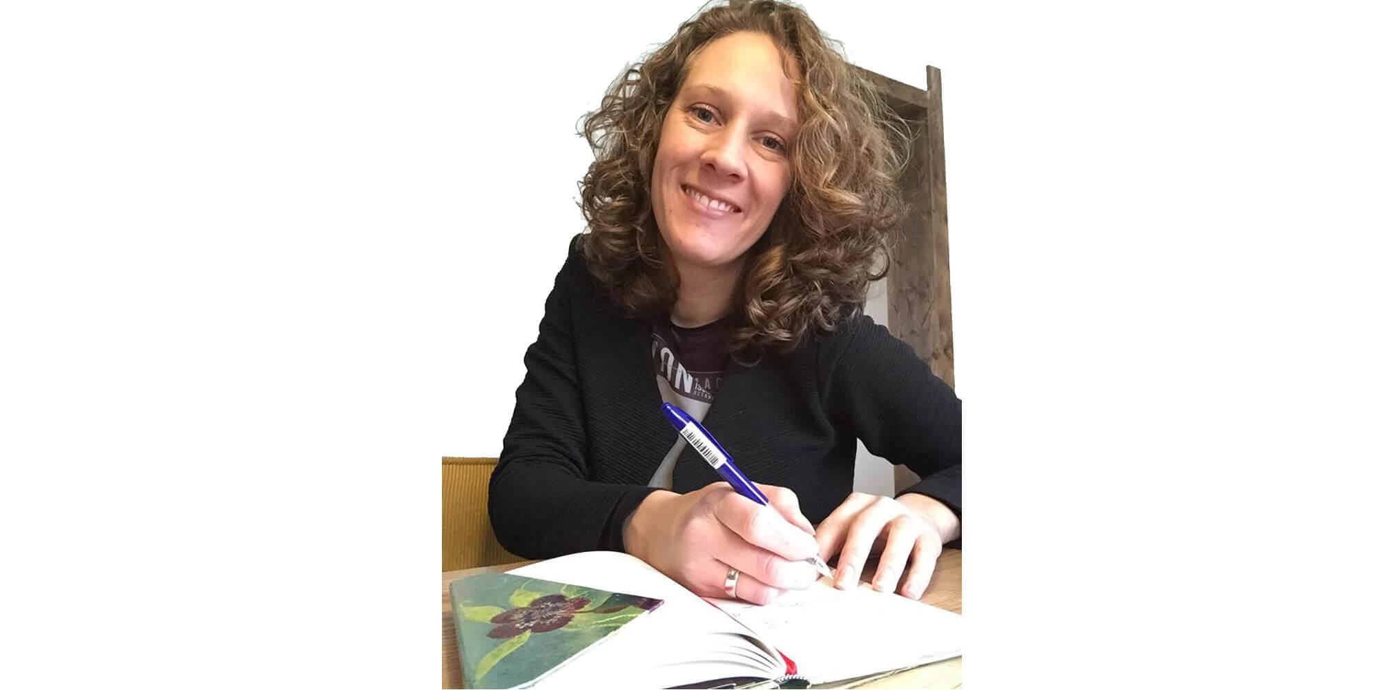 Ondernemers en de kracht van hun notitieboek – Wytske Bouwma