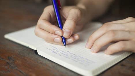 Wat jouw handschrift zegt over jou