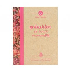 Gedachten en mooie momenten dagboek