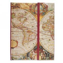 Peter Pauper Press notitieboek Old world