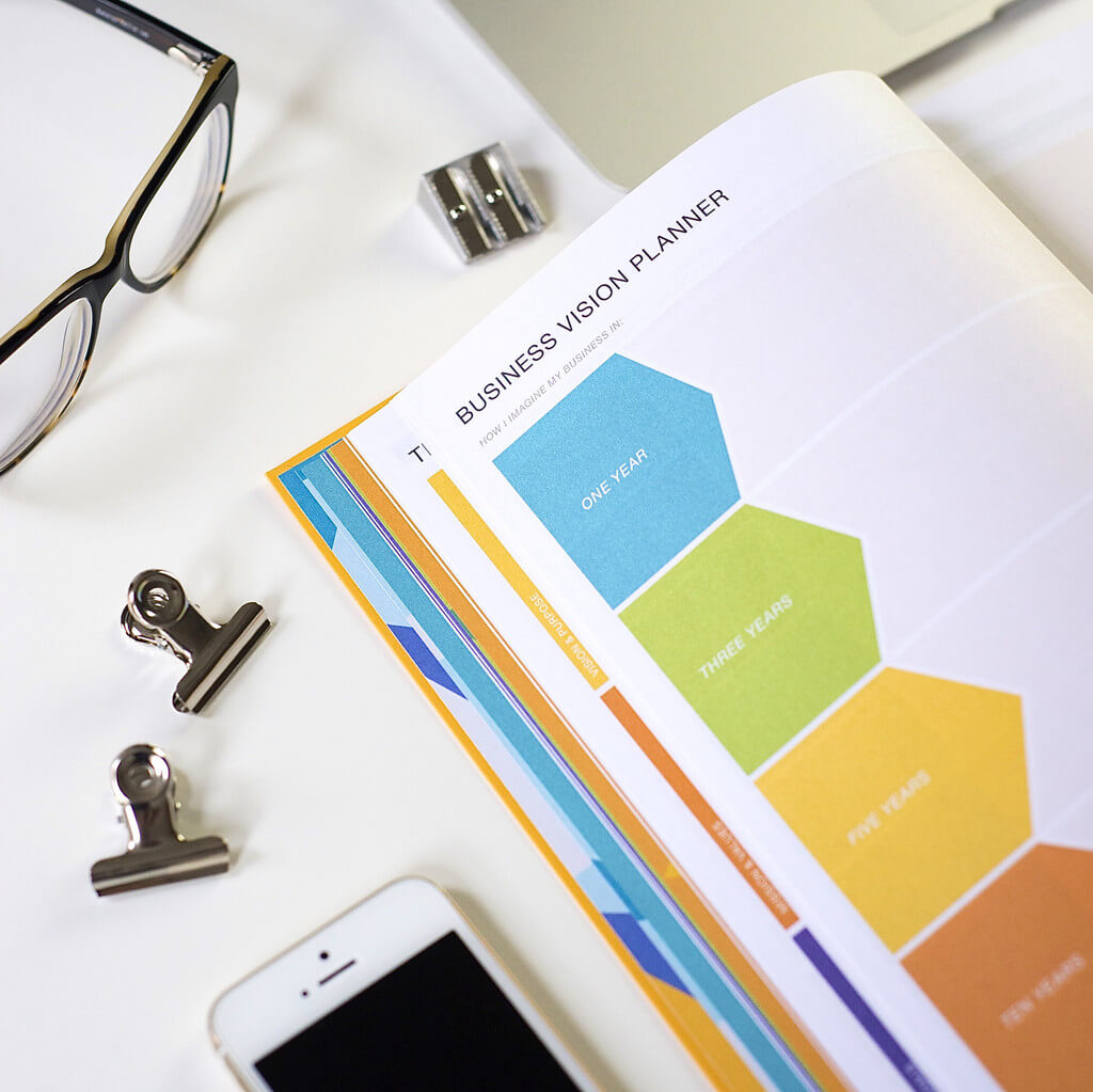 review Daily Greatness Business Planner