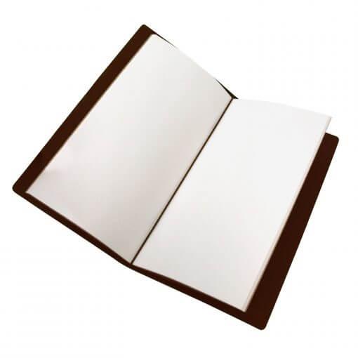 Midori Traveler's Notebook bruin