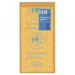 Midori Traveler's Notebook navulling dubbelzijdige stickers 010