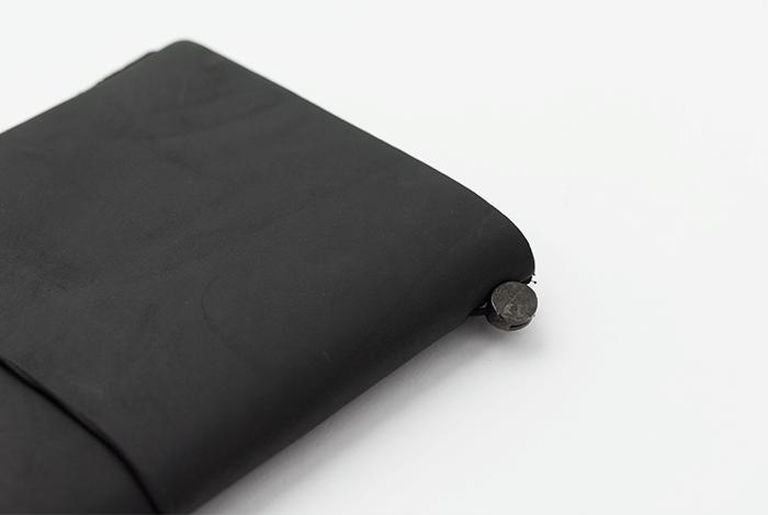 Midori Traveler's Notebook zwart
