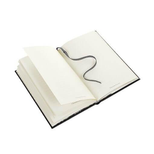 Notitieboek Paseo A5 zilver Christian LaCroix