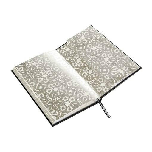 Notitieboek Paseo A5 zwart Christian LaCroix