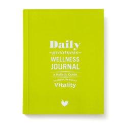 Daily Greatness Wellness Journal