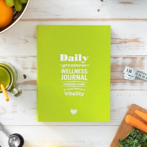Daily Greatness Wellness Journal 1
