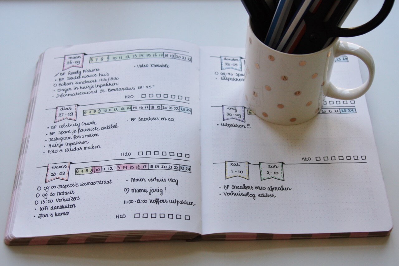My Lovely Bullet Journal