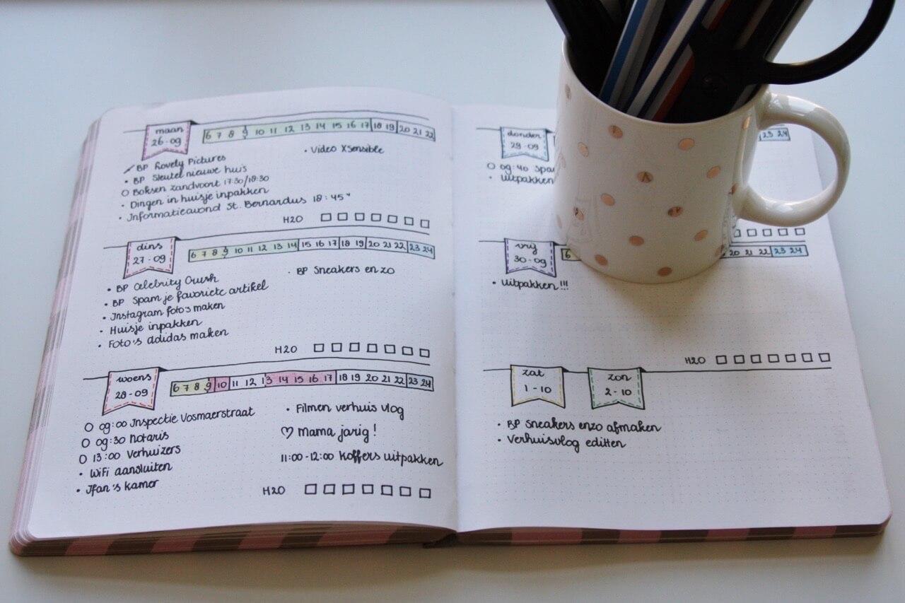 My Lovely Bullet Journal