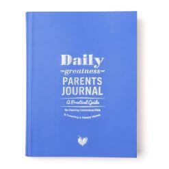 Daily Greatness Parents Journal