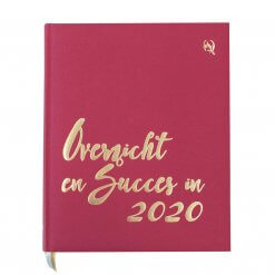 Zakenmam agenda 2020