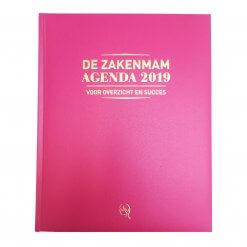 Zakenmam agenda 2019