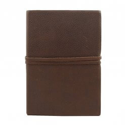 Nkuku Kadira leren notitieboek