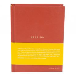 notitieboek passion