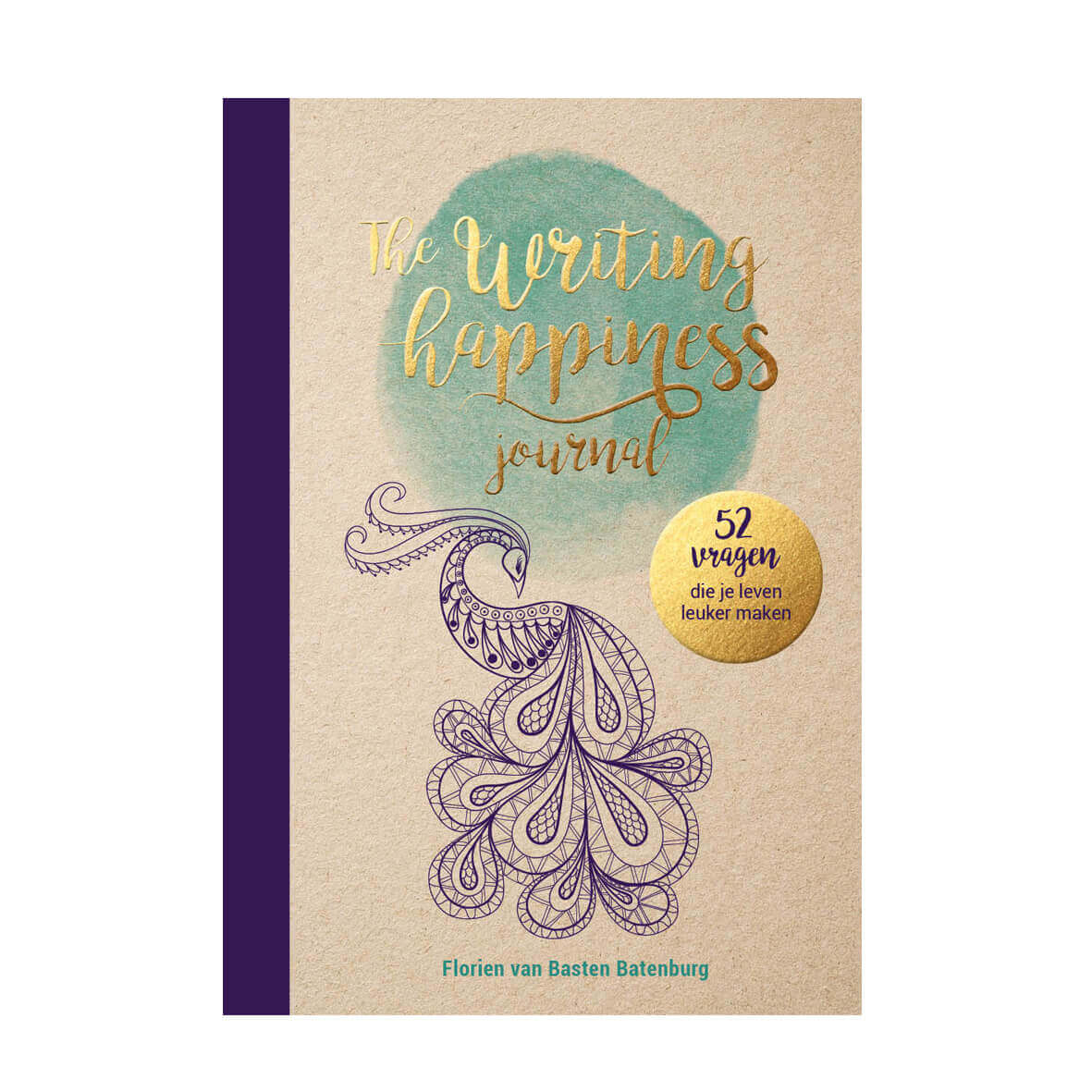 The writing happiness journal
