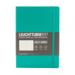 Bullet Journal Leuchtturm1917 emerald